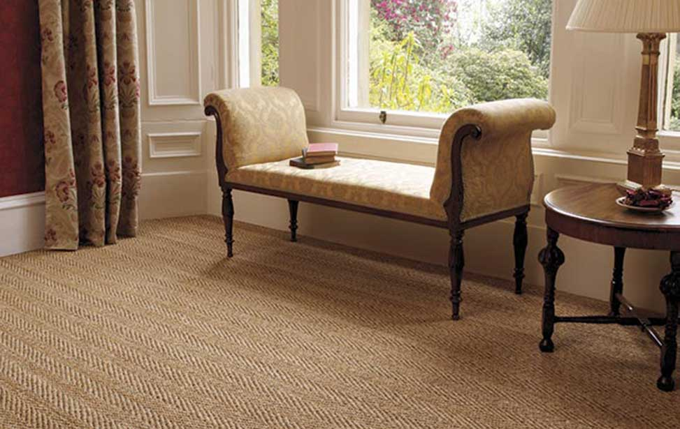 Natural Fibre Rugs & Carpets