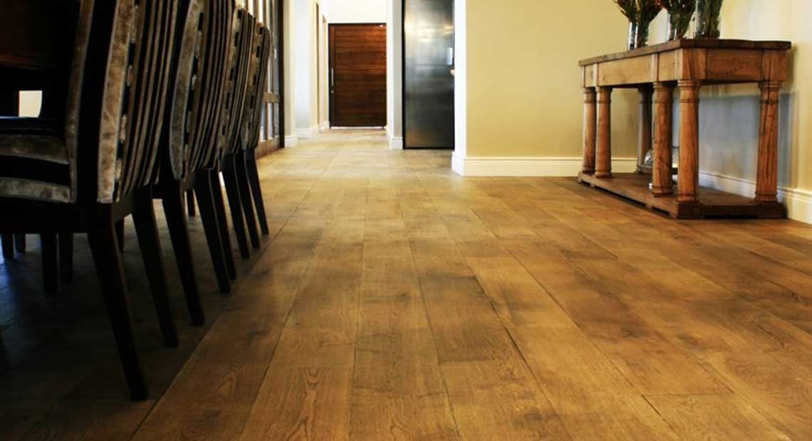 Wood Flooring Installations